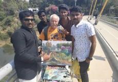 Индия глазами художника Листрового