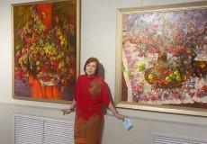 Цвет настроения Марины Пихтовниковой